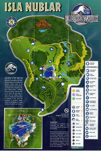 Jurassic World Brochure Map.png